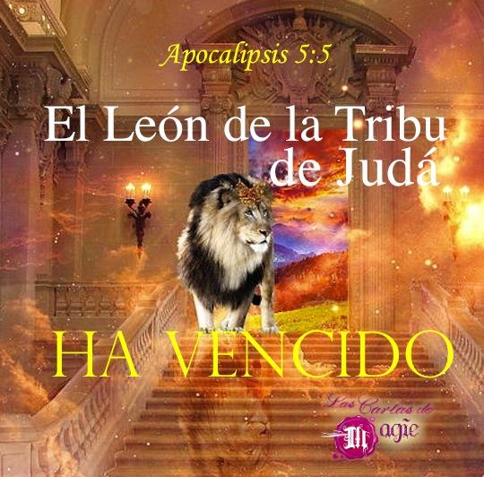 Escucha el rugir del León de Judá