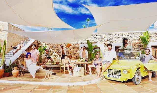 || Some happy clients having fun at #lascicadasibiza // #ibiza #laislabonita #summer2018 #august #holidayhome #vacation #destination #placetobe #ibiza2018 #happyclients #bestclients #funinthesun #picoftheday ||