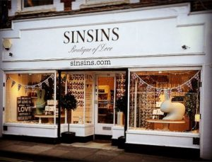 Sinsins Boutique of Love, interview with Brian Gray, Lascivious Marketing