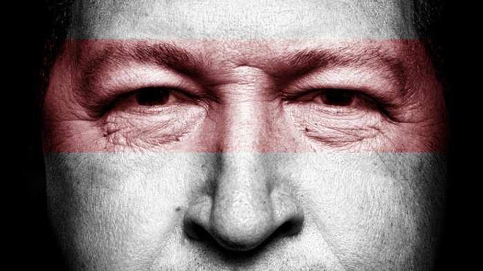 Hugo ]Chávez. Fuente: El Estímulo