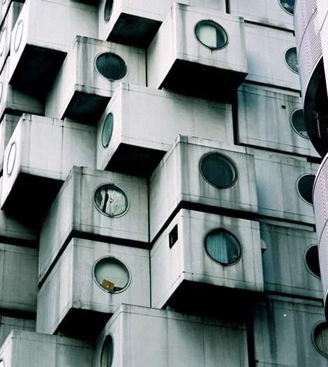 Arquitectura Metabolista. Vivir en el espacio