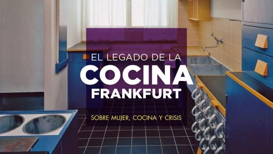 mujer en la cocina frankfurt