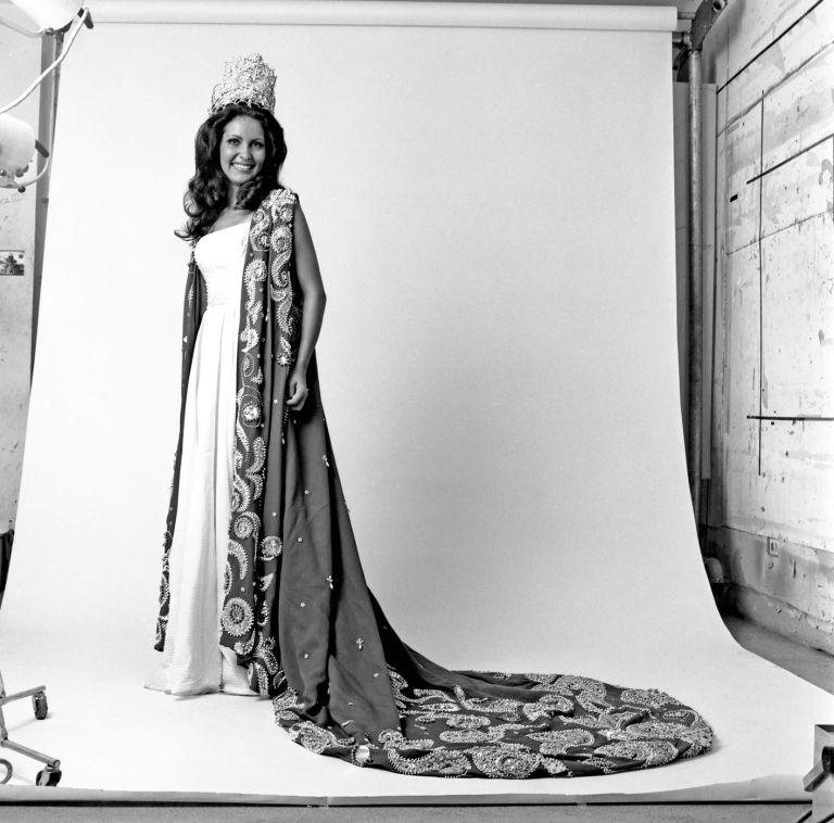 Desireé Rolando. Miss Venezuela año 1973.