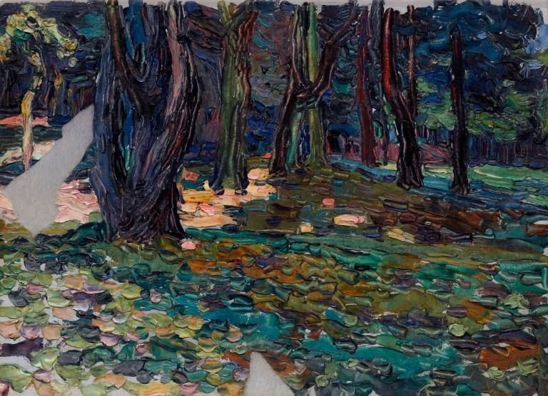 Park von Saint-Cloud (Parque de Saint-Cloud), [1906].