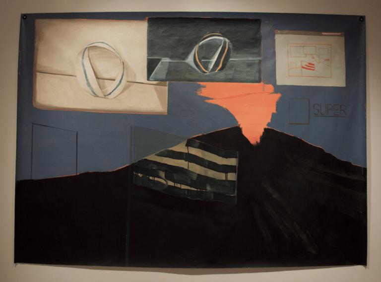 Jan Monclús. The infinite brushstroke. 2016
