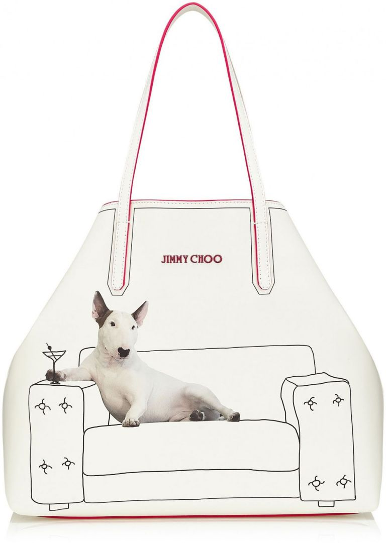 Our #ChooHound by Jimmy Choo picks: the Sara M tote