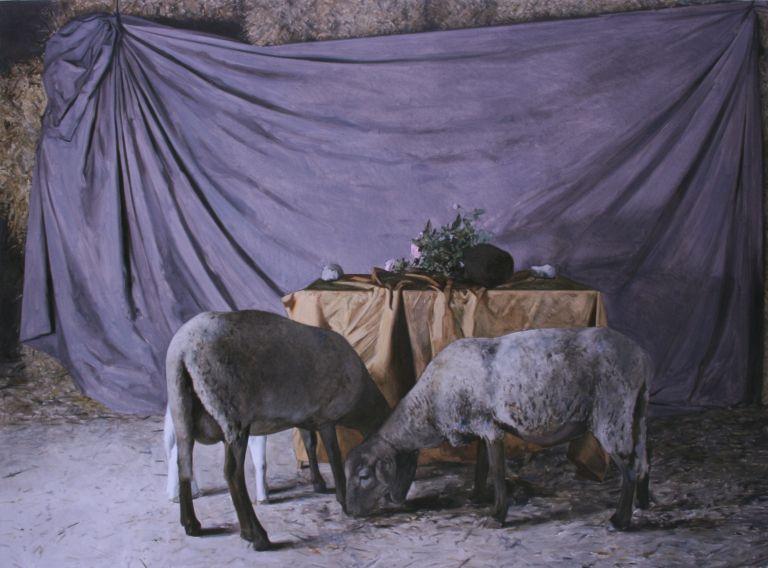AMT98 - Rompiente. 2015. 190 x 257 cm. ALTA