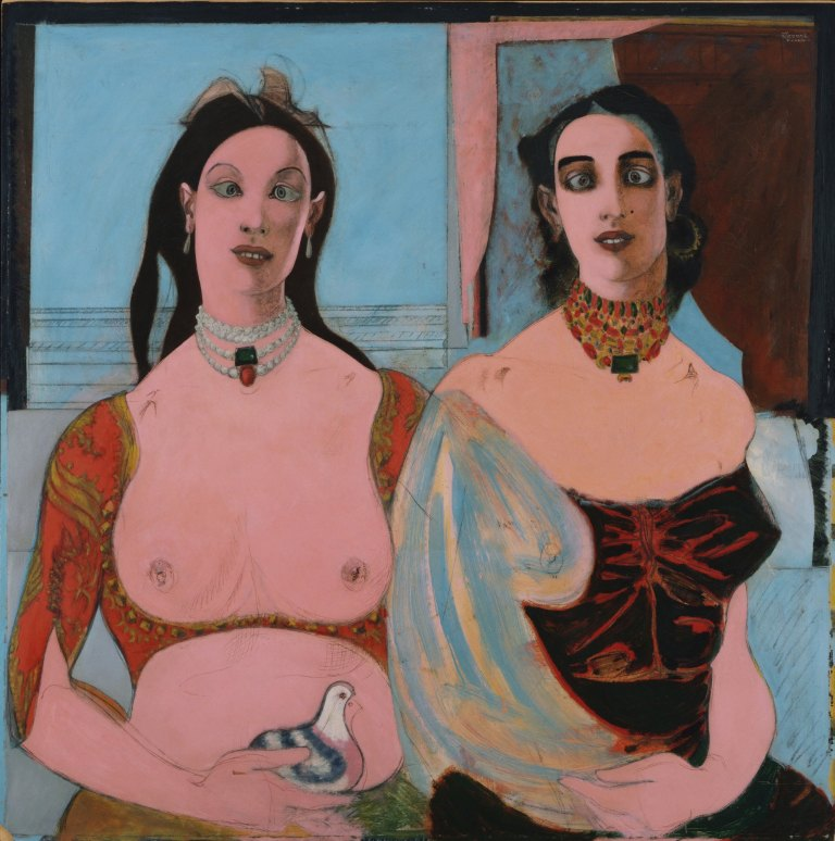 Two Sisters John Graham