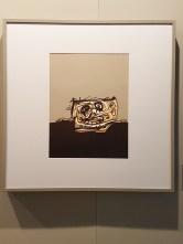 El perro de Goya (1991) de Antonio Saura, de la Colección del Museo del Prado vista por 12 artistas contemporáneos.