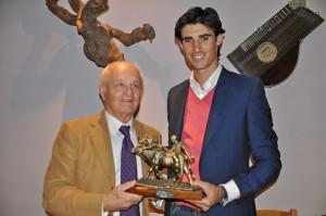 Andres Hernando y VB Trofeo Triunfador Segovia