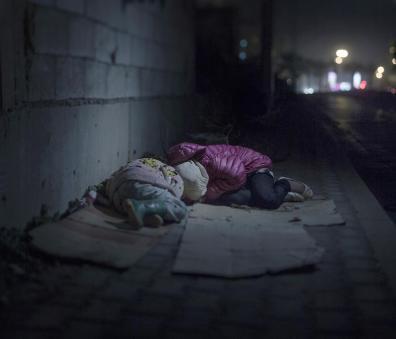 Magnus Wennman, World Press Photo, refugiados, refugees, Líbano, fotografía, fotoperiodismo