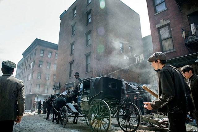 El alienista y la ambientación de las calles de Nueva York