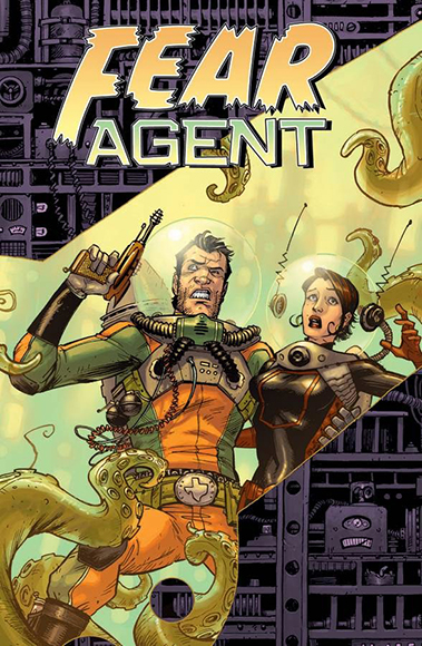 FEAR AGENT VOL 1 RE-IGNITION