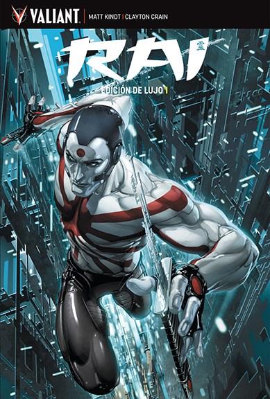 Rai Valiant Portada Medusa Comics