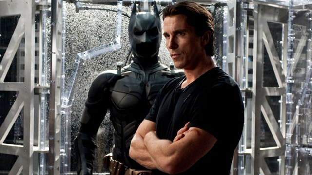 Christian Bale Bruce Wayne