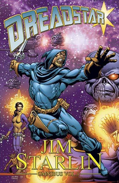 Dreadstar Ominibus Cover Volume 1