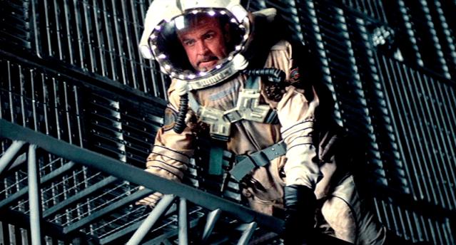Atmósfera Cero Sean Connery Espacio exterior