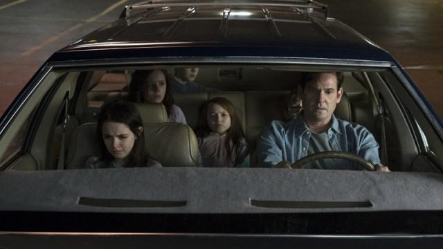 La maldición de Hill House. La familia Crain. Las Cronicas de Deckard.