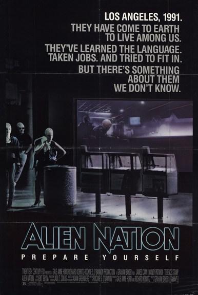 Alien Nation Cartel Las Crónicas de Deckard