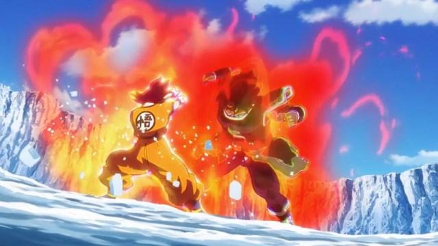 Dragon Ball Super Broly Son Goku