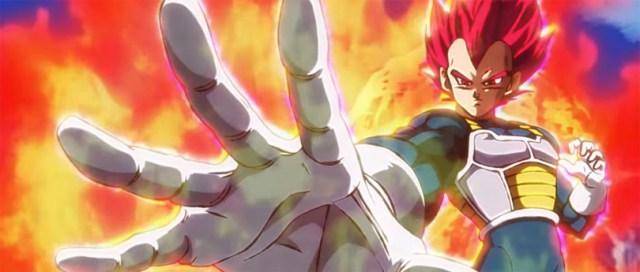 Dragon Ball Super Broly Vegeta