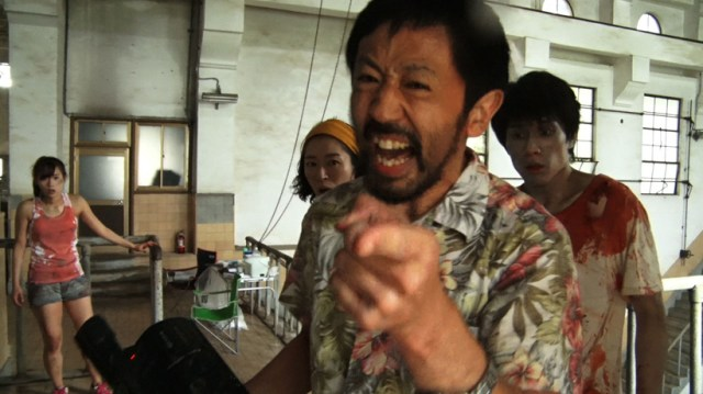 One Cut of the Dead Director