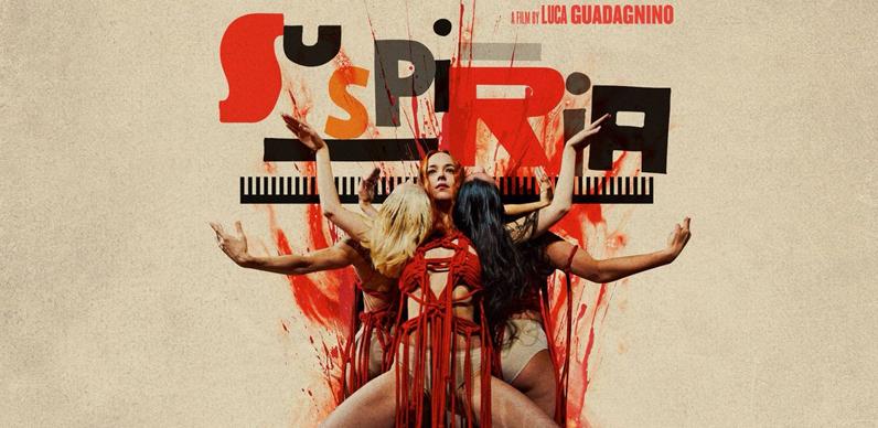Suspiria 2018 Movie Poster