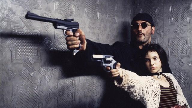 Leon el profesional. Jean Reno y Natalie Portman Asesinos profesionales en el cine Crónicas de Deckard