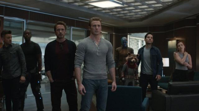 Avengers Endgame Los Vengadores