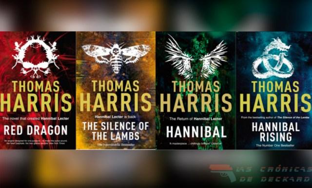 Las novelas de Thomas Harris donde aparece el Dr. Lecter