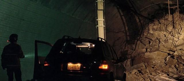 The Tunnel 2016 La vista desde el exterior. Crónicas de Deckard