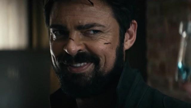 Karl Urban como Billy Carnicero (Billy Butcher)