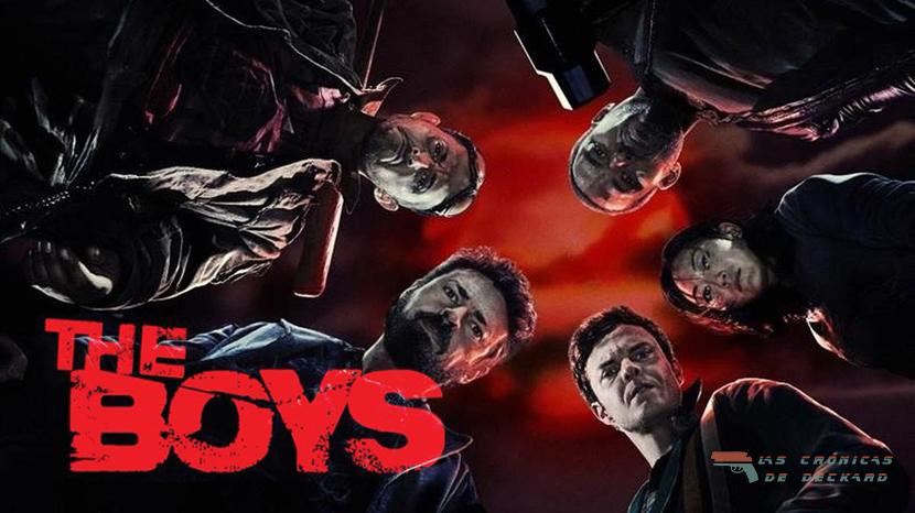 The Boys Portada Crítica las Crónicas de Deckard