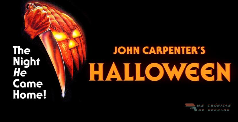 Halloween, John Carpenter Poster Las Crónicas de Deckard