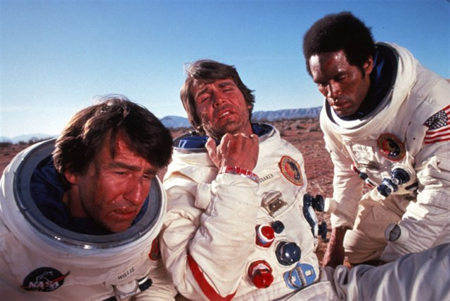Capricorn One James Brolin O.J. Simpson