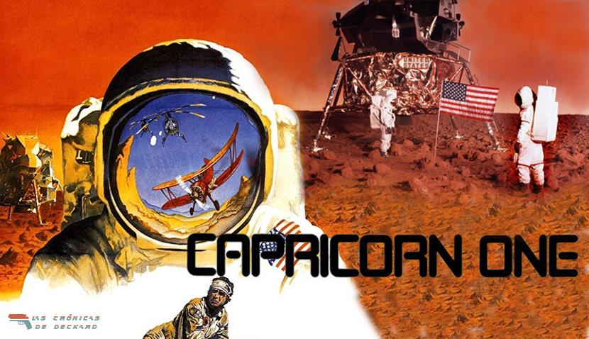 Critica Capricornio Uno Las Crónicas de Deckard