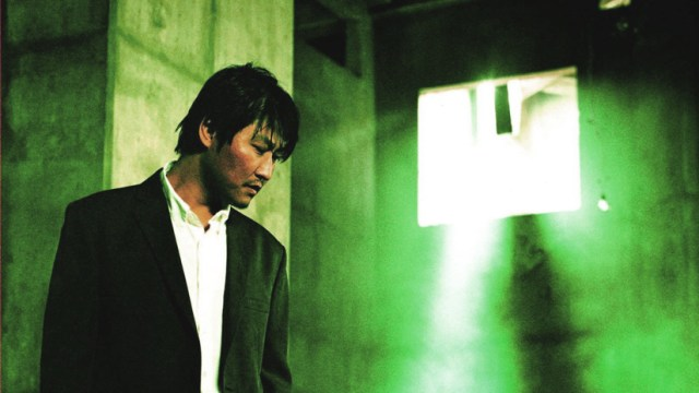 Sympathy For Mr. Vengeance Song Kang-ho