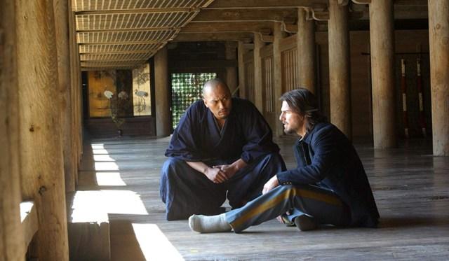 El último Samurái, Ken Watanabe y Tom Cruise