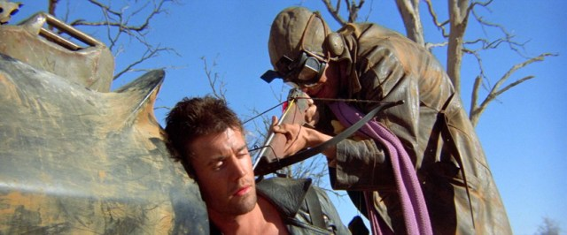 Mad Max 2, Mel Gibson y Bruce Spence