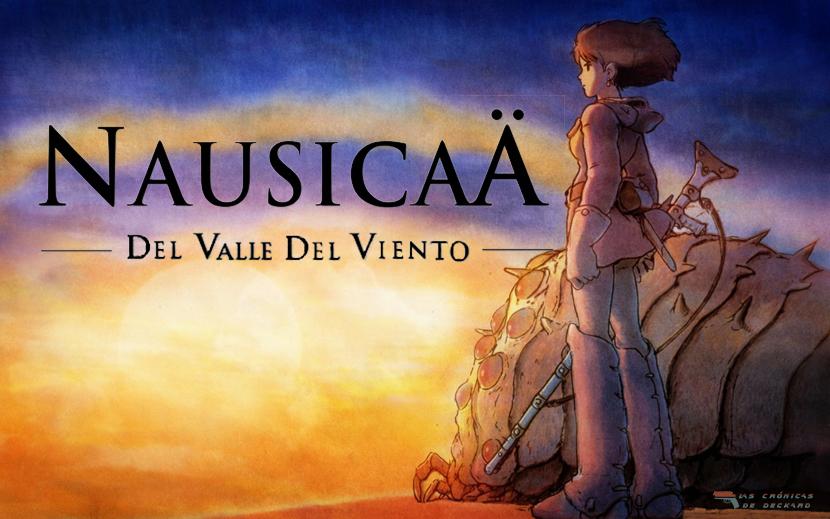 Nausicaä del Valle del Viento - Las crónicas de Deckard