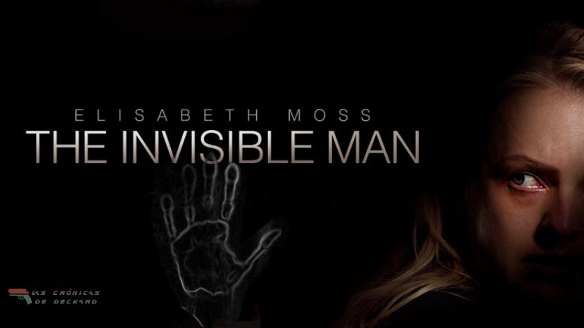 El hombre invisible Leigh Whannel Critica Las Cronicas de Deckard