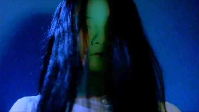 Bae Doona como Eun-shu en 'The Ring Virus'