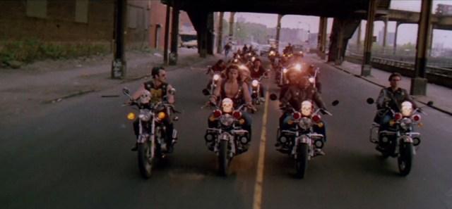 Los guerreros del Bronx Los Riders