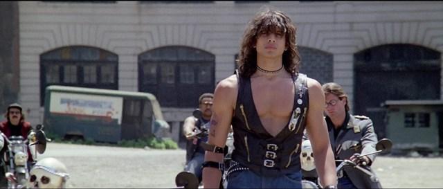 Mark Gregory en 1990: Los guerreros del Bronx