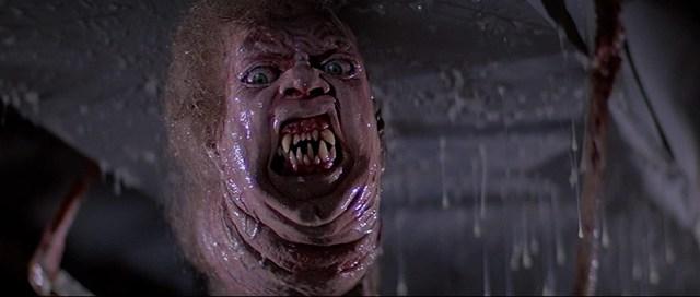 La Cosa, efectos especiales de Rob Bottin.