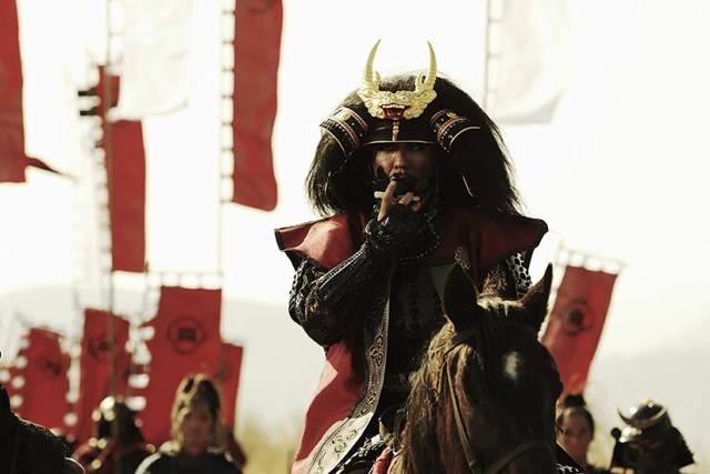 Ryu Seung-ryong as General Kurushima