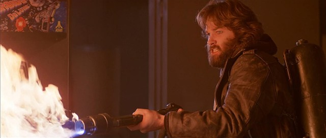 Kurt Russell Vs. The Thing