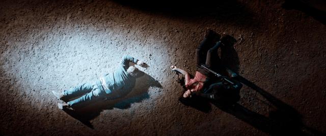 Upgrade, el asesinato de la mujer de Gray.