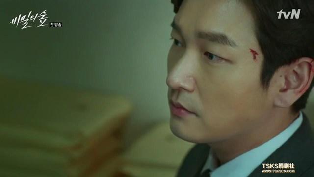 Cho Seung-woo en Stranger 2017