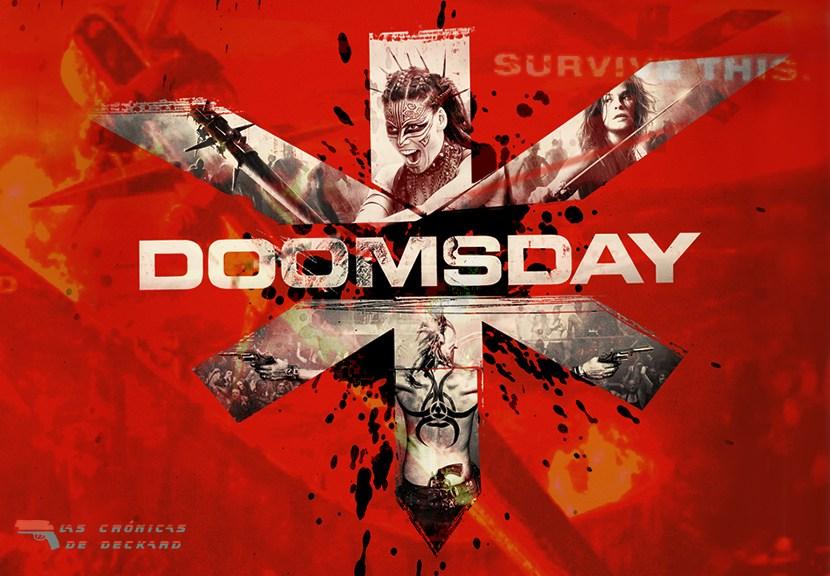 Poster Doomsday 2008 Critica Las Crónicas de Deckard